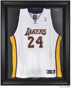 Los-Angeles-Lakers-Black-Framed-Team-Logo-Jersey-Display-Case-Fanatics