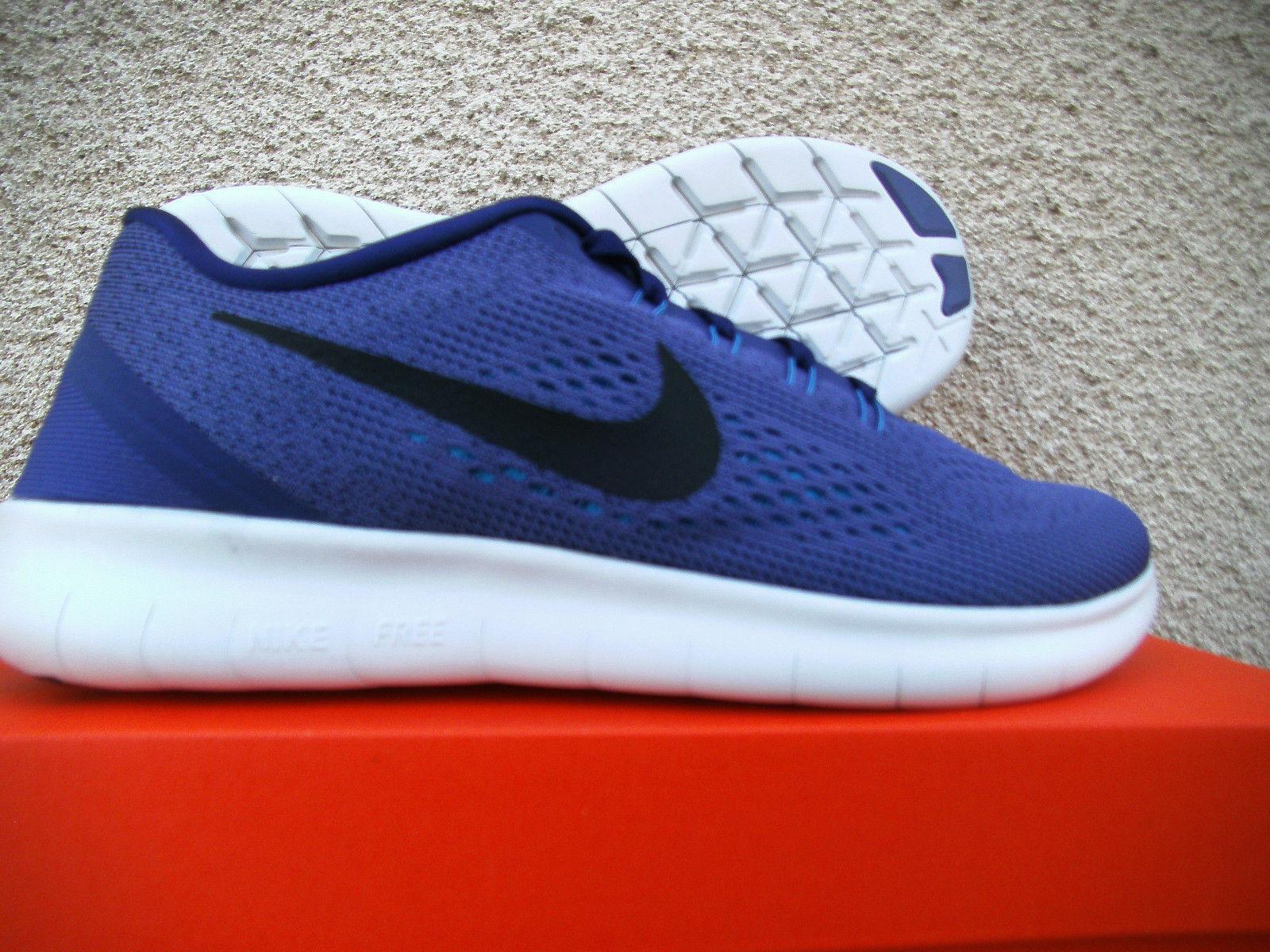 Nike Free RN (831508 500) cortos-zapatillas azul tamaños: 41 - - 41 42,5 - 44 - 44,5 78c44b