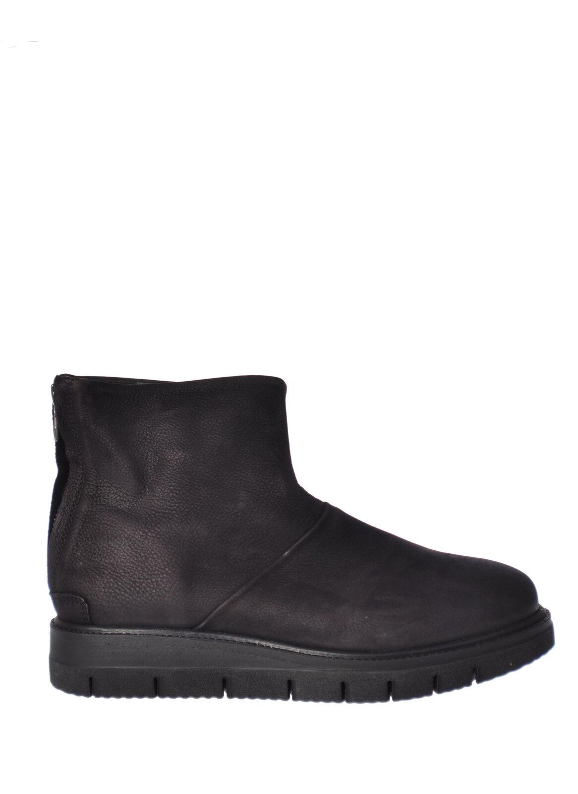 Lemarè - Shoes-Ankle-Boots - Woman - Black - 450915C184120