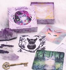 Spirit Cats Oracle Deck, Sealed, NIB, Brand New, Inspirational Card Deck, Tarot