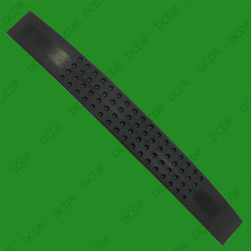 Wardrobe 8x 128mm Strong Black Plastic /'D/' Dimple Door Drawer Handle Cabinet