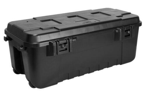 US Army PLANO Transportbox 102Ltr Transportkiste Kiste Outdoor Camping Black