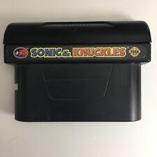 Sonic and knuckles (Sega Genesis, 1997)