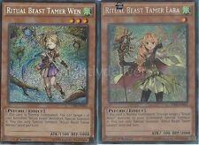 Ritual Beast Budget Deck - Apelio - Cannahawk - 43 Cards + Bonus - Yugioh