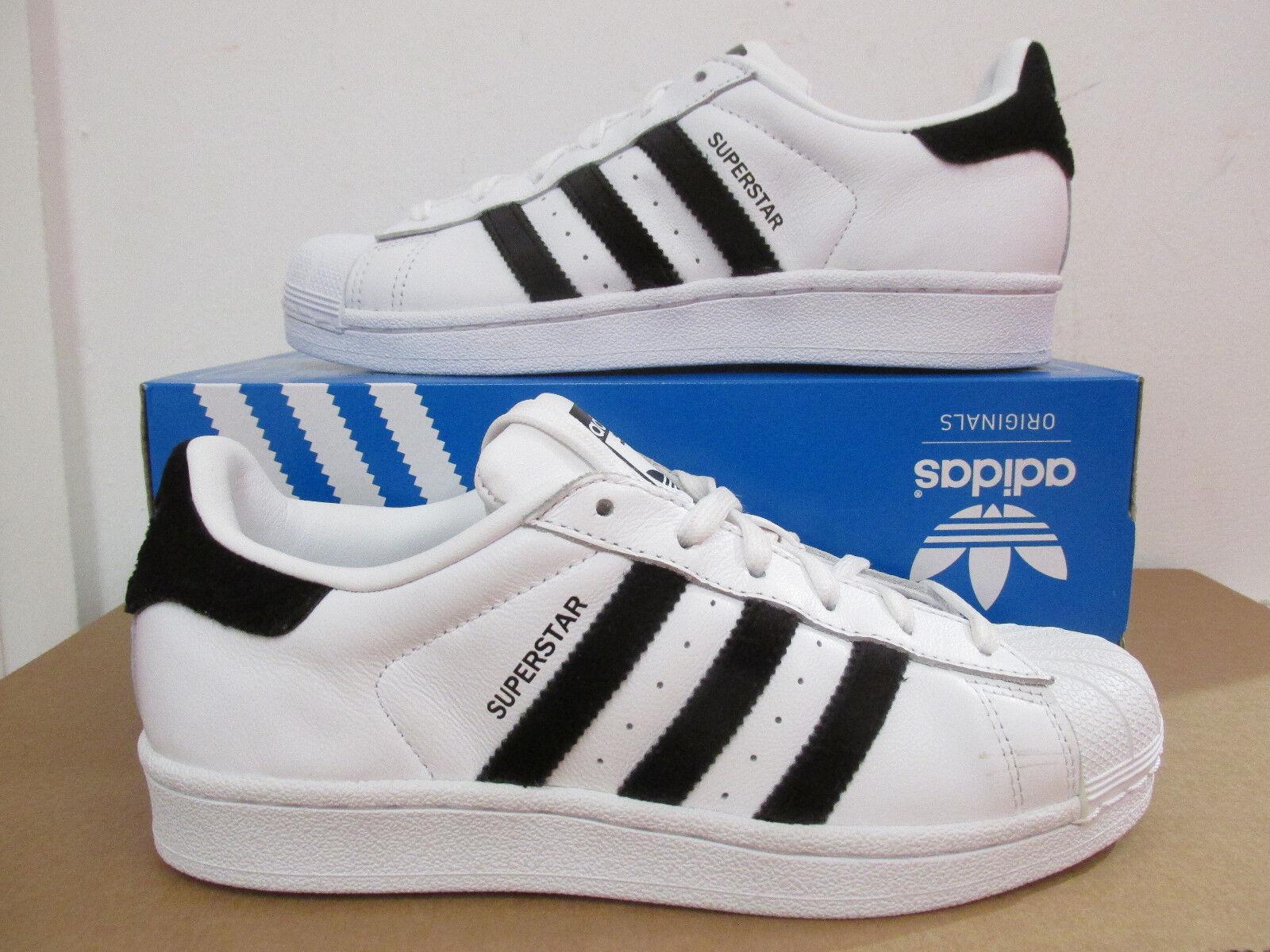 Adidas Originali Superstar da Donna Tennis Scarpe Ginnastica BB2990 Tennis Donna Svendita 4e05ff