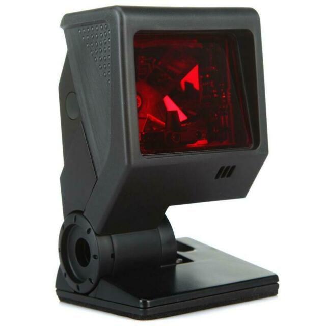 Honeywell Metrologic Omni Orbit MS3580 QuantumT USB Laser Barcode Scanner Reader