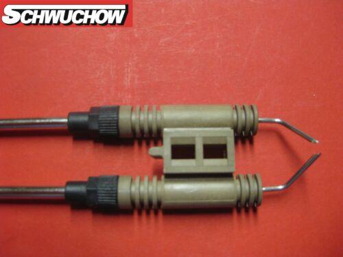 Zündelektrode Doppelzündelektrode Elektrode Riello Mectron 3005767