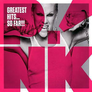 P-NK-PINK-Greatest-Hits-So-Far-CD-BRAND-NEW-Best-Of-21-Tracks