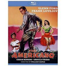 Americano [Blu-ray] DVD, Frank Lovejoy, Cesar Romero, Ursula Thiess, Abbe Lane,