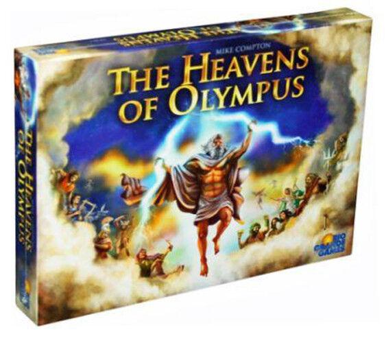Himmel von olympus brettspiel - (neu)