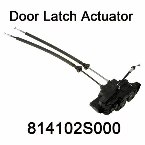 New Oem Genuine Door Latch Actuator Rear Left 814102S000 for Hyundai Tucson 10