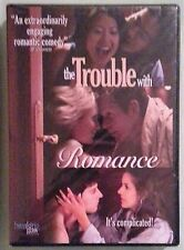 jordan belfi  THE TROUBLE WITH ROMANCE josie davis    DVD NEW