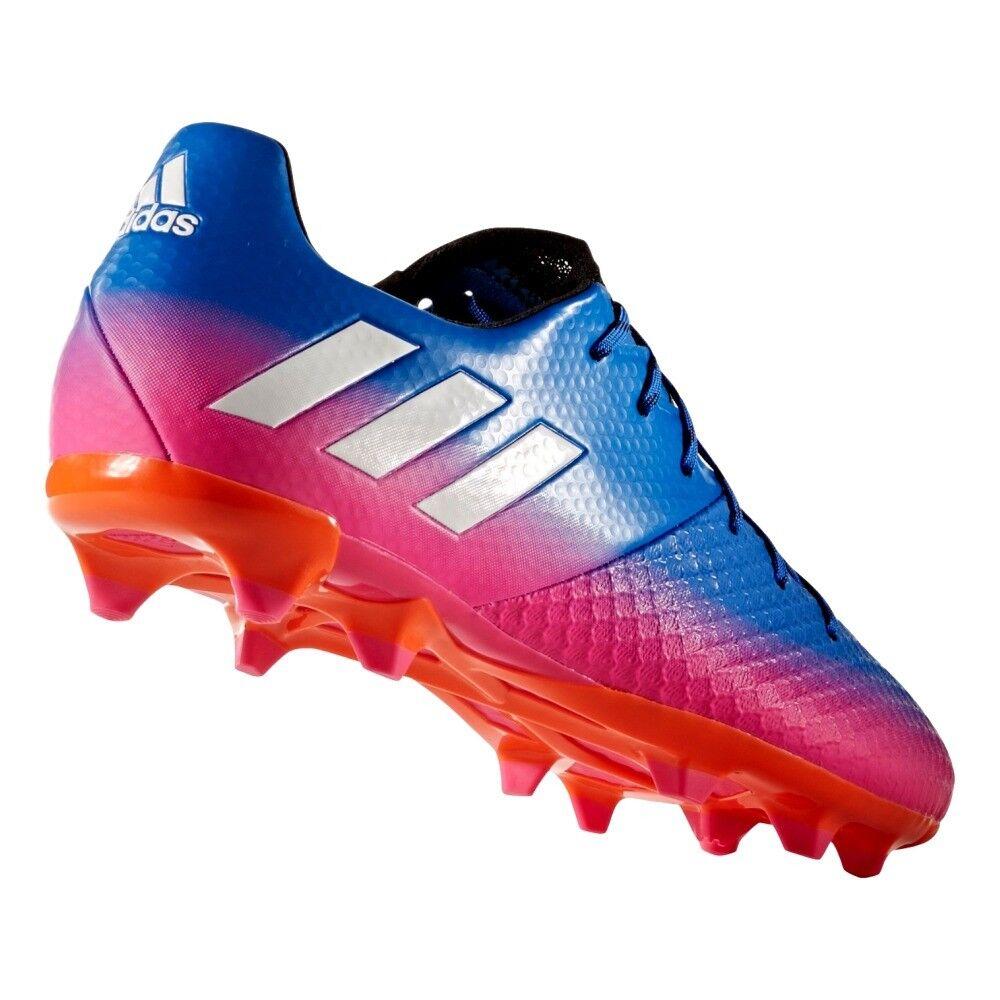 Adidas Messi 16.2 FG Hombre Botines De Fútbol Estilo BA9145 precio minorista sugerido por el fabricante  130