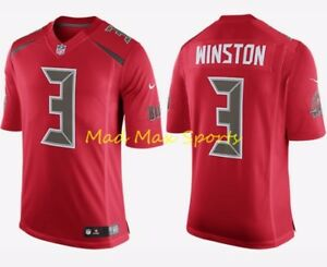 best cheap 5b560 3ba7a JAMEIS WINSTON Tampa Bay BUCCANEERS Nike COLOR RUSH Limited ...