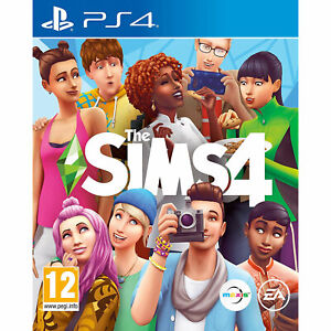 The Sims 4 (PS4) New and Sealed