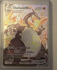 Shiny-Charizard-VMAX-SV107-SV122-Shining-Fates-Pokemon-Fat-Pack