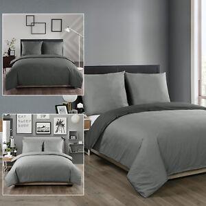 Bettwäsche 100% Baumwolle Bettbezug Bettgarnitur 135x200/155x220/200x200cm #1133