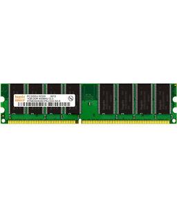 1GB DDR1 RAM HYNIX ORIGINAL BRAND NEW SEALED PACK (3 YEARS WARRENTY)