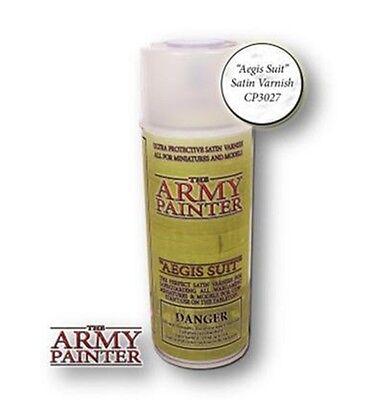 Aegis Suit Satin Varnish The Army Painter BNIB Base Primer