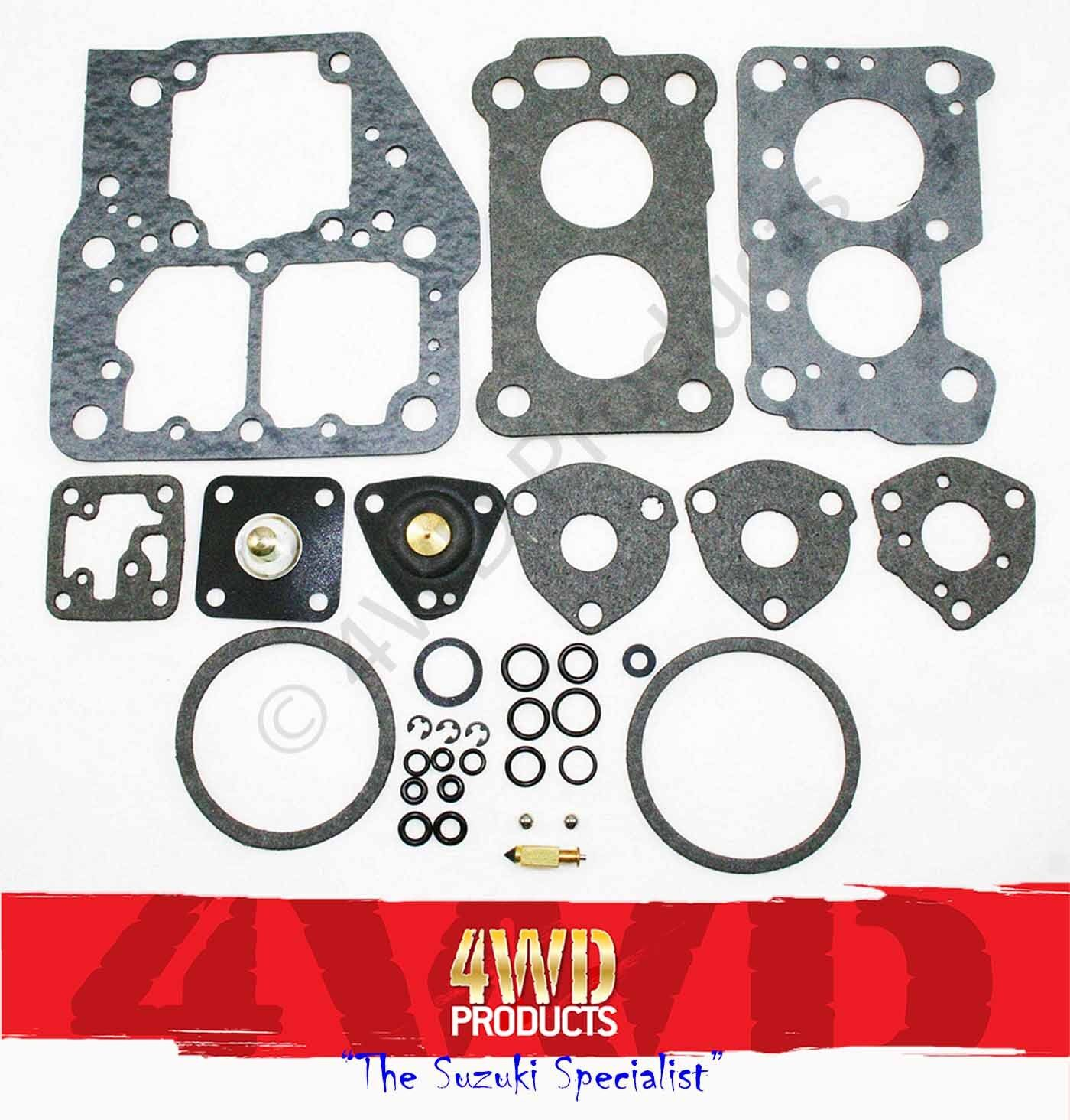 Carburettor Overhaul kit - Suzuki Vitara 1.6 G16A (88-94)