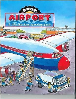 Busy Day at the Airport (Busy Books - Large), Parragon Publishing, Very Good Boo
