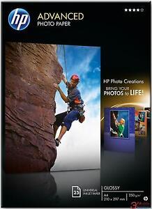 Carta-fotografica-Lucida-HP-Advanced-Photo-Paper-25-fogli-A4-210x297-mm-Q5456A