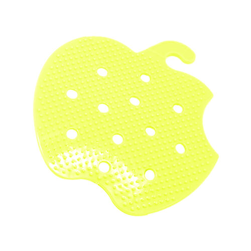 Home Fruit Vegetable Cleaning Brush Tool Cleaner Potato Carrot Anti Slip Mat Use