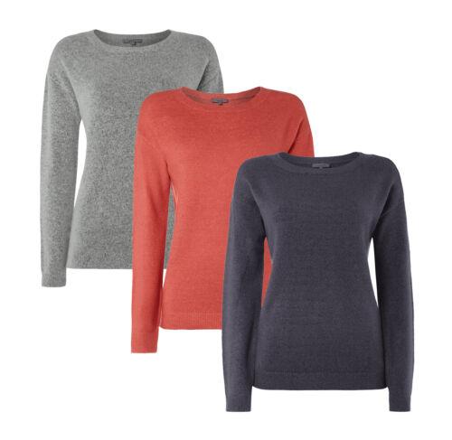 Montego Pull en matériau Femmes Tricot Pull Taille XXL