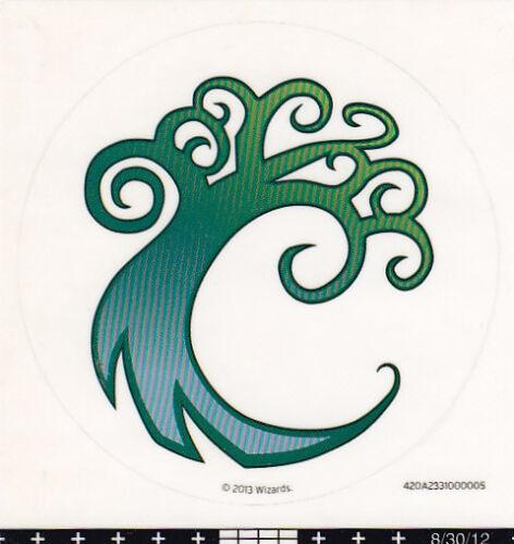 Simic Guild Sticker Prerelease Promo RTR Ravnica Gatecrash MTG