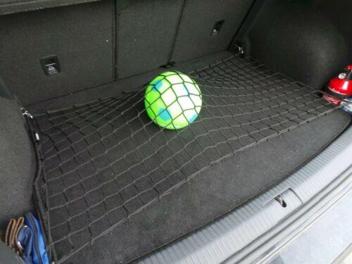 dimensione 90x120 cm Tappetino Rete NERO Rete bagagli rete auto Rete di protezione
