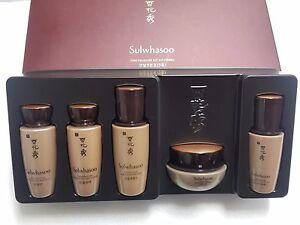 Image is loading Sulwhasoo-Timetreasure-Renovating-5-items-Kit-New-Cream-