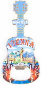 Duro-Roca-Cafe-Vienna-2017-Guitarra-Iman-Botella-Abridor-Ciudad-Camiseta-V16