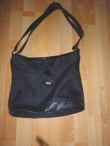 Damentasche Handtasache Abendtasche Umhängen schwarz TCM