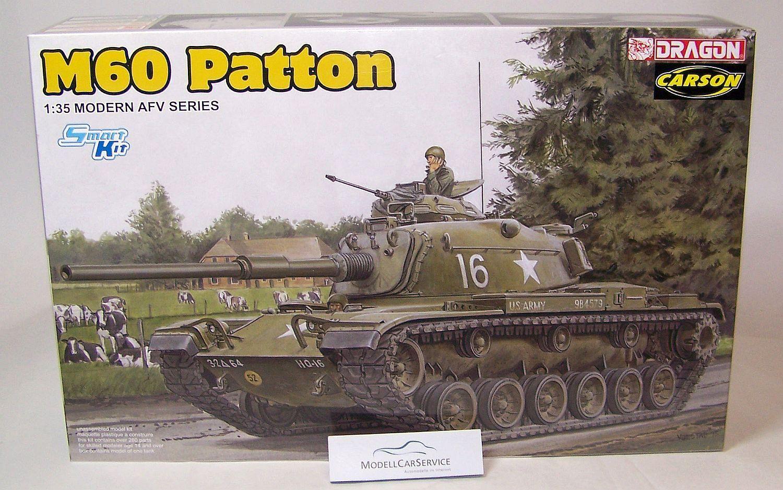 Dragon 1 35  3553 Battle Tank M60 Patton u. S. Army