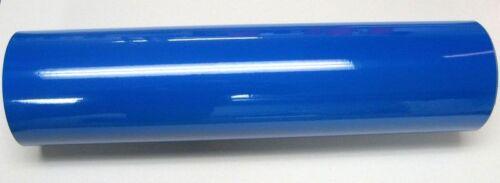 """Blue Reflective Sign Vinyl 24/"""" x 10 ft Plotter Cutter"""