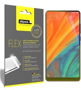 3x-Xiaomi-Mi-Mix-2S-Protector-de-Pantalla-cobertura-100-laminas-protectoras