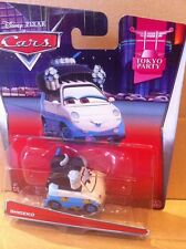 DISNEY CARS DIECAST -  Shigeko - New 2015 Card - Combined Postage