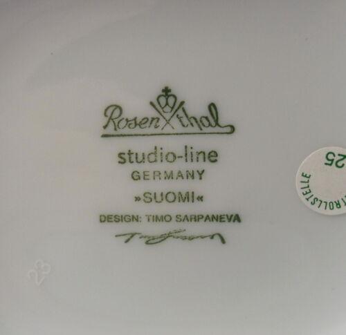 Rosenthal Teekanne 6 Personen ca 1 ltr Suomi Pure Nature v 644+651+665+699