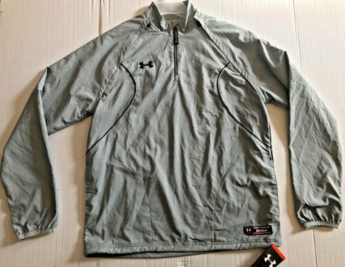 Under Armour UA Long to Short Sleeve Convertible 2n1 Baseball Jacket 1217747 $70