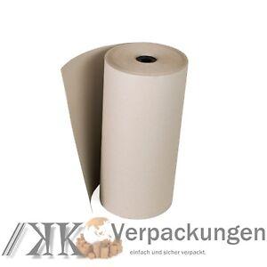3-Rollen-Schrenzpapier-Packpapier-jeweils-50-cm-Breit-250-lfm-10-KG-80-g-m