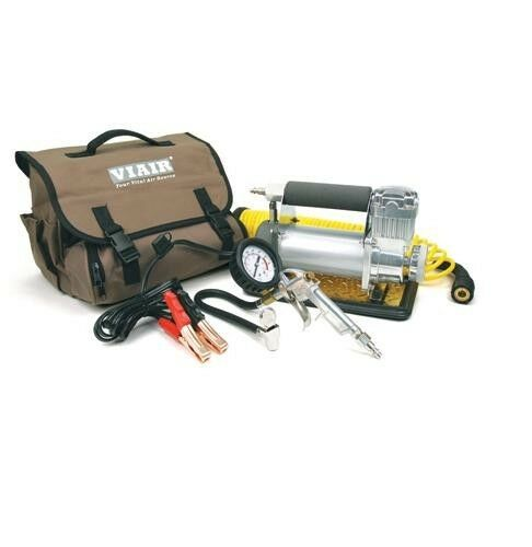 VIAIR 400P Automatic Air Compressor Kit Heavy Duty Portable 12v  40045