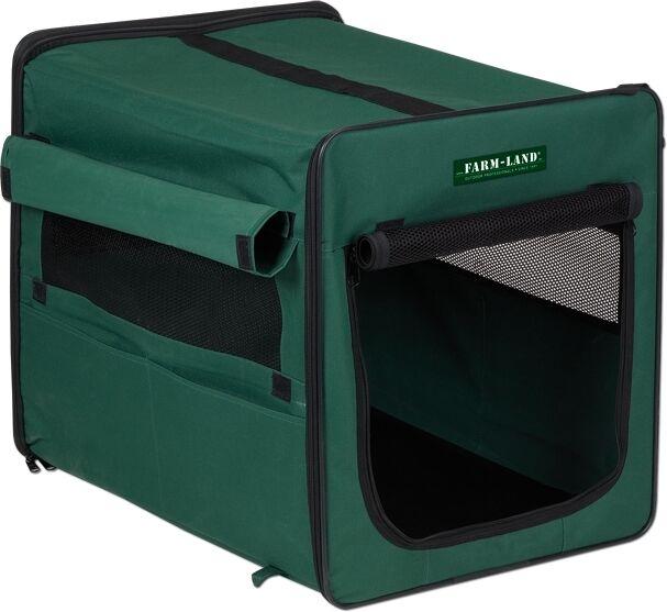 Farm-Land Transportbox Hundebox Hunde Jagd in drei Größen wählbar TOP