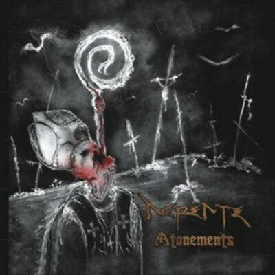 Nepente – Atonements CD Black Metal, Death Metal
