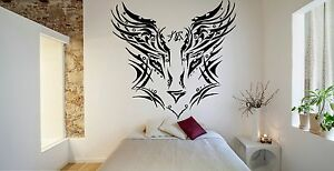 Image Is Loading Wall Room Decor Art Vinyl Sticker Mural Decal