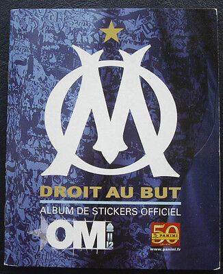 PANINI 370 BENOIT CHEYROU Olympique Marseille Uefa CL 2011//12