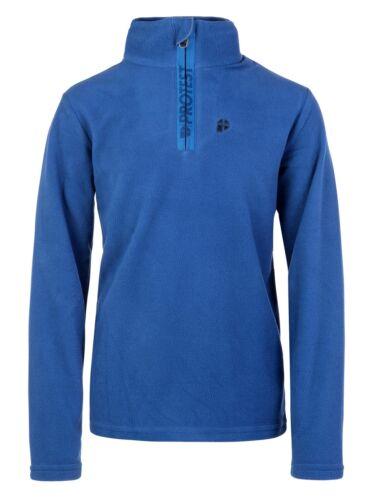 sporty blue Gr.140-176 WINTER 19//20 NEU PROTEST Boys Fleeceshirt PERFECTY JR