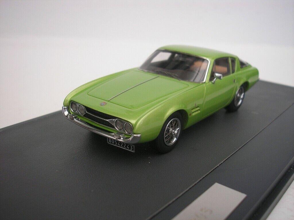 Ghia 230S 230 S Coupe  1963 vert Metallic 1 43 Matrix MX10701-011 nouveau  qualité garantie