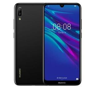 HUAWEI-Y6-2019-MIDNIGHT-BLACK-DUAL-SIM-32GB-ROM-2-GB-RAM-GARANZIA-ITALIA-24-MESI