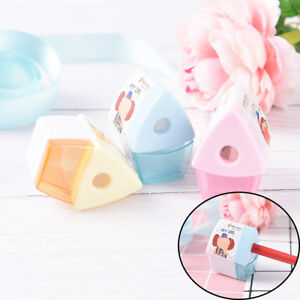 Mini-Cartoon-House-Pencil-Sharpener-For-Student-Kids-Gifts-Office-Stationery