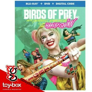 Birds Of Prey Dvd 2020 883929701780 Ebay